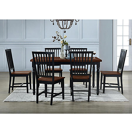 Westlyn 7-Piece Dining Set, Assorted Colors