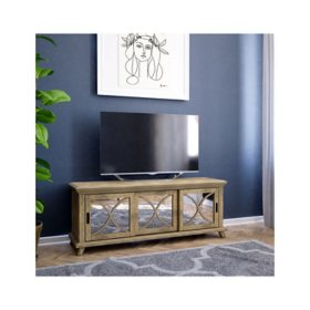 Irving Park TV Stand, Natural
