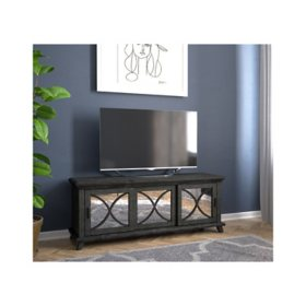 Irving Park TV Stand, Gray