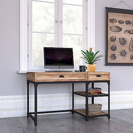 Elk Grove Rustic Desk, Assorted Colors
