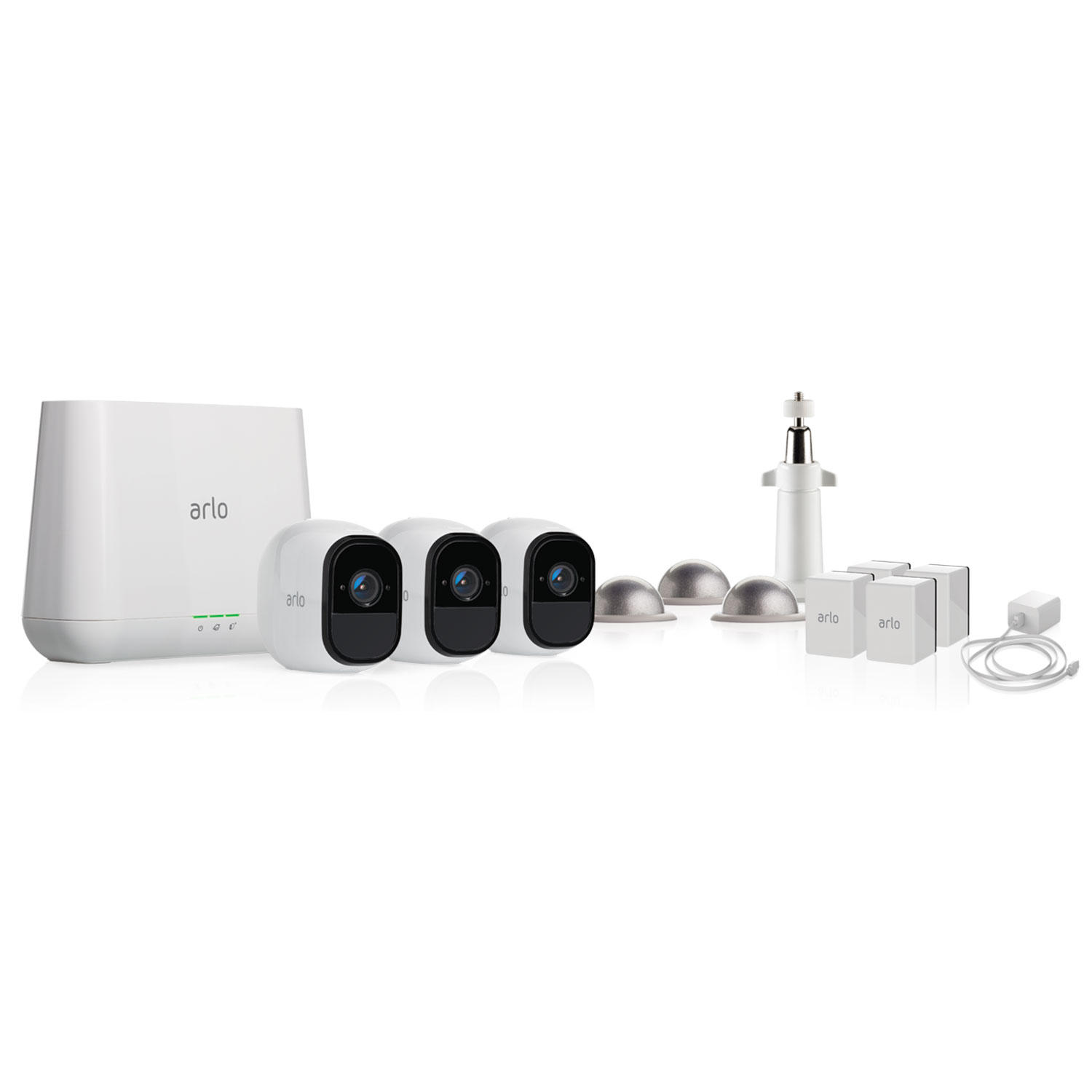 Arlo Pro Wire-free HD Security Cameras – 3 Pack