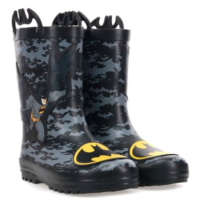 Western Chief Kids Waterproof Warm Faux Fur Lined Rubber Rain Boots