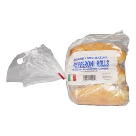 Rogers and Mazza's Pepperoni Rolls (6 ct.)