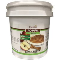 Apple Filling for Danish Pastry, Bulk Wholesale Case (18 lbs.)