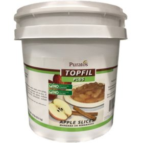 Apple Filling for Danish Pastry, Bulk Wholesale Case (18 lbs.)