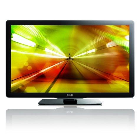 """46"""" Philips LCD 1080p 120Hz HDTV"""