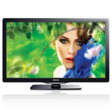 "40"" Philips LED 1080p HDTV"