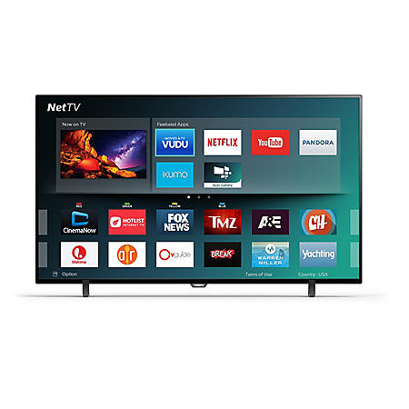 "Philips 55"" Class 4K UHD Smart LED TV with HDR - 55PFL5602/F7"
