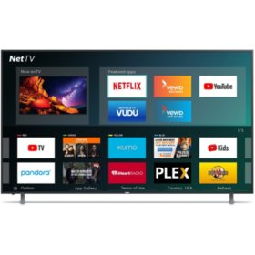 "Philips 75"" Class 4K UHD Smart LED TV with HDR - 75PFL5603/F7"