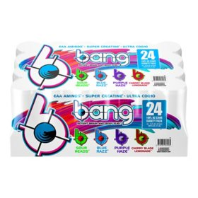 Bang Energy Variety Pack (16oz / 24pk)