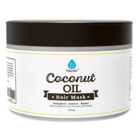 Pursonic Coconut Oil Hair Mask (10 oz.)