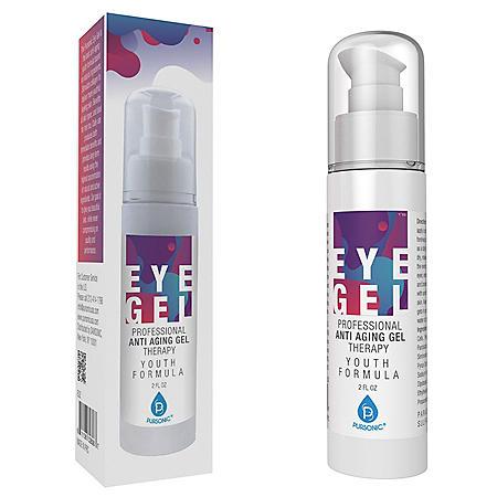 Pursonic Professional Youth Formula Anti-Aging Eye Gel Therapy (2 oz.)