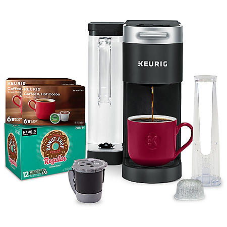 Keurig K-Supreme Single-Serve K-Cup Pod Coffee Maker