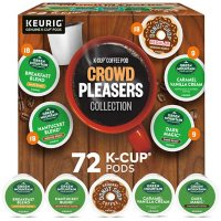 Keurig K-Cup Pod Crowd Pleasers Collection Variety Pack (72 ct.)