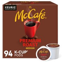 Deals on 94CT McCafe Premium Roast K-Cup Coffee Pods