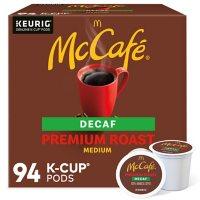 McCafe Decaf Premium Roast K-Cup Coffee Pods (94 ct.)