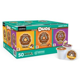 The Original Donut Shop DUO Variety Pack (50 ct.)