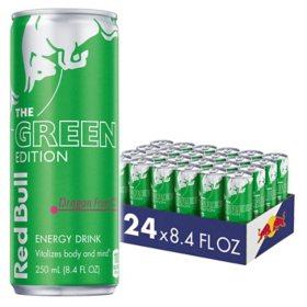 Red Bull Energy Drink, Dragon Fruit (8.4 fl. oz, 24 pk.)