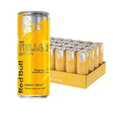 Red Bull Yellow Edition, Tropical Energy Drink (12 oz. ea., 24 pk.)