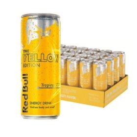 Red Bull Energy Yellow Edition (12oz / 24pk)