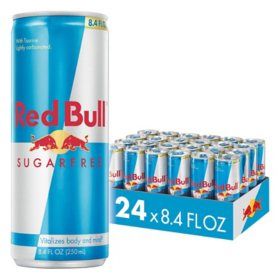 Red Bull Energy Sugarfree (8.4oz / 24pk)