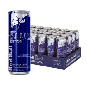 Red Bull Energy Blue Edition (12oz / 24pk)