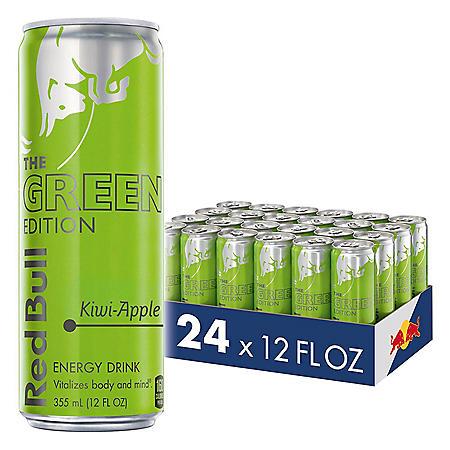 Red Bull Energy Green Edition (12oz / 24pk)