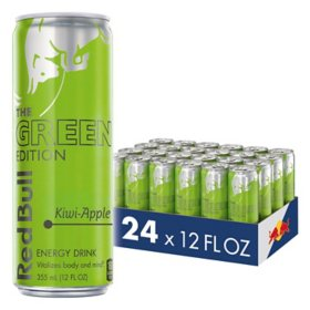Red Bull Energy Green Edition (12oz / 24pk)