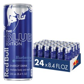 Red Bull Energy Blue Edition (8.4oz / 24pk)