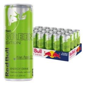 Red Bull Energy Green Edition (8.4oz / 24pk)