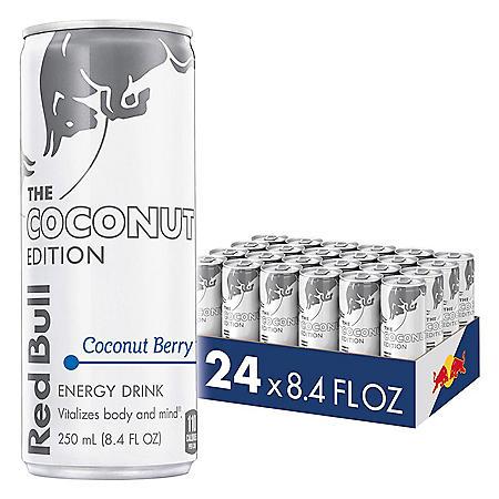 Red Bull Energy Coconut Edition (8.4oz / 24pk)