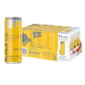 Red Bull Energy Yellow Edition (8.4oz / 24pk)