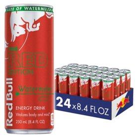 Red Bull Energy Watermelon (8.4oz / 24pk)