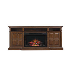 St. Catherine Electric Fireplace Media Console