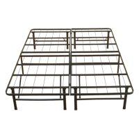 Deals on Classic Dream 18-in Steel Platform Bed Frame King