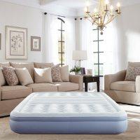 Thomasville 12-in Lumbar Lift Inflatable Air Bed Mattress w/Pump Deals