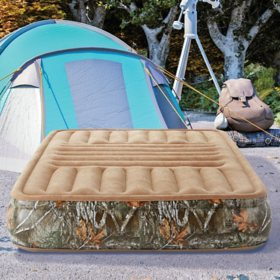 """Realtree EDGE 14"""" Sport Air Bed Inflatable Mattress, Queen"""