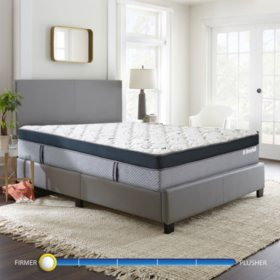 "Broyhill 12"" Brilliance Hybrid Cooling Firm Twin XL Mattress"