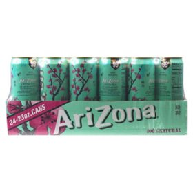 AriZona Green Tea With Ginseng and Honey (23oz / 24pk)