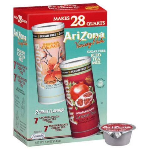 AriZona® Tea Sugar Free Variety Pack - 14ct