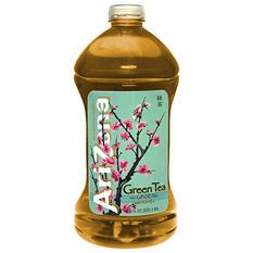 Arizona Green Tea, with Ginseng and Honey (96 oz. bottles, 2 pk.)