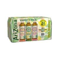 AriZona Diet Tea Variety Pack  (20 fl. oz., 24 pk.)