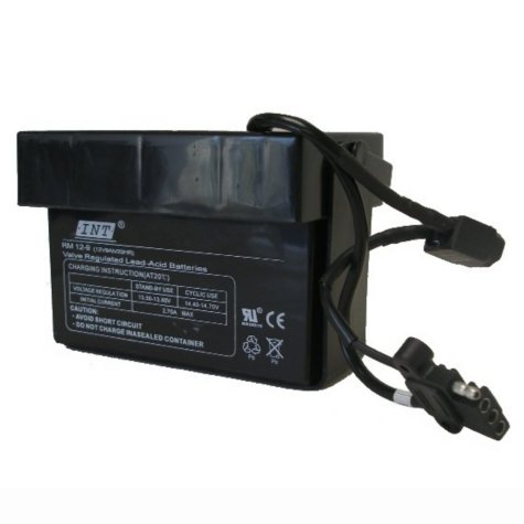 National Products Limited 4x4 12 Volt Battery