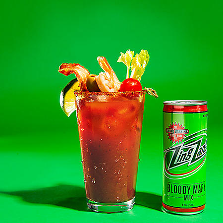 Zing Zang Bloody Mary Mix (375 ml can, 4 pk.)