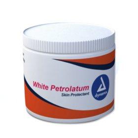 Dynarex White Petrolatum Skin Protectant (15 oz., 12 ct.)