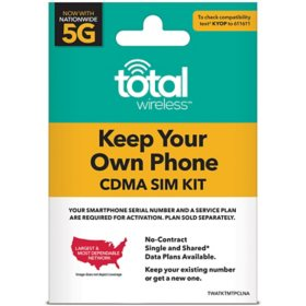 Total Wireless Sim Kit