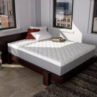 Deals on Sleep Innovations 14-in Memory Foam Queen Mattress