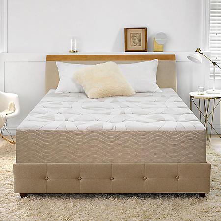 "Sleep Innovations Back Support 10"" Twin Foam Mattress"