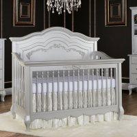 Evolur Aurora 5-in-1 Convertible Crib (Choose Your Color)