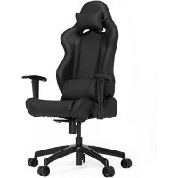 Vertagear S-Line 2000 SL2000 Racing-Style Gaming Chair, Universal (Black/Carbon)